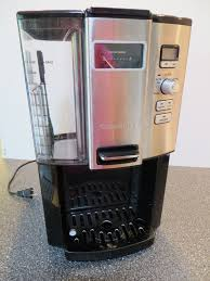 It has a nifty gauge that shows you how much coffee is left. Cuisinart Dcc 3000 Coffee On Demand 12 Cup Programmable Coffee Maker Brewer Cuisinart Coffee Maker Coffee Cuisinart