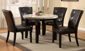 lovely kitchen chairs leather round stone table tops round marble top dining table set kitchen tables