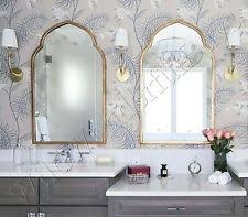 Bathroom Wall mounted Arched Modern Home Décor Mirrors