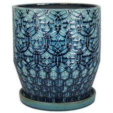 Elegant Ceramic Rivage Planter