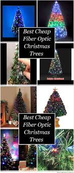 Best Cheap Fiber Optic Christmas Trees More