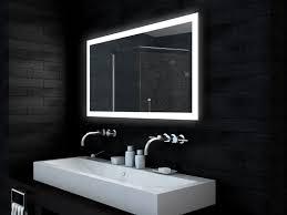 Trendy Bathroom Mirrors Illuminated UK Bathrooms Shaver Socket B Q