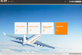 Travel And Expenses Travel Expenses Management For Successfactors By Roff By