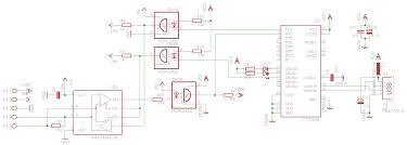 serial communication rs485 opto coupled usb interface
