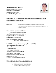 Rescue Worker Sample Resume Delectable Ordinary Seaman Resume Examples Kenicandlecomfortzone