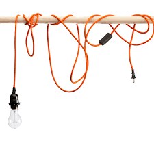 fabric lighting cord. Lighting:Hanging Cord Light Kit Scenic Articles With Tag Pendant Fabric Electrical Cloth Australia Lowes Lighting