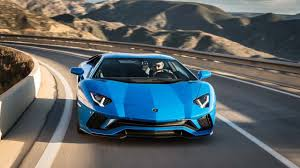 lamborghini car 2018. 2018 lamborghini aventador s first drive review car b