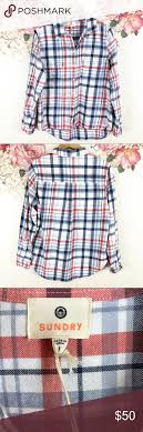 Sundry Flannel Size 1 Small Nwt Sundry Flannel Size 1