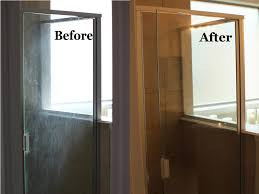 shower design breathtaking before and after dirty shower door hard water stains glass how to remove jacks at home bathroom cleaner removing spots from