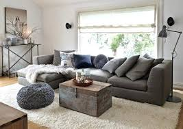 charcoal grey couch decorating dark grey corner sofa living room ideas