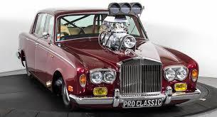 Rolls Royce Dimodifikasi Jadi Mobil Drag Race Dibanderol Rp155