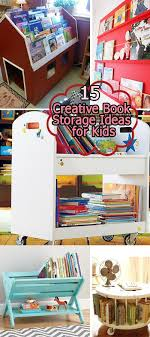 creative book storage ideas for kids declutter the book corner in your kids rooms
