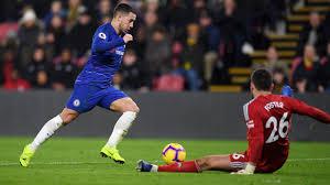 Reaches 1 100 Watford Chelsea Video Milestone 2 Espn goal Hazard BdgFI