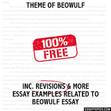 theme of beowulf essay theme of beowulf