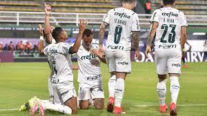 RESUMEN] Palmeiras venció 2-1 a Defensa y Justicia en primera final de la  Recopa Sudamericana