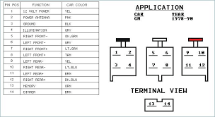 1990s gm radio wiring harness online schematic diagram \u2022 Wiring Harness Replacement Grade Al 1990 chevy c1500 radio wiring diagram suburban electrical problems rh perkypetes club gm wiring harness replacement gm factory wiring harness
