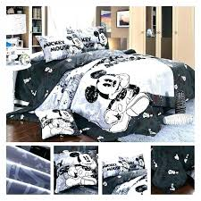 mickey mouse bedding twin mickey mouse twin sheet set bedding blue full size mickey mouse twin