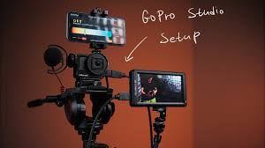 Using A GoPro As My Main YouTube Studio Camera - YouTube