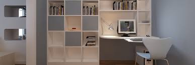 create a home office. Simple Create Home Office With Desk And Shelving Unit In Create A