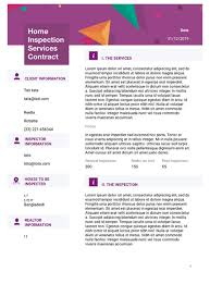 It's easy to customize and use as a default template when onboarding new in consideration of the employee providing services desired by the employer, and the employer paying the employee for performing the services, the. Employment Contract Template Pdf Templates Jotform