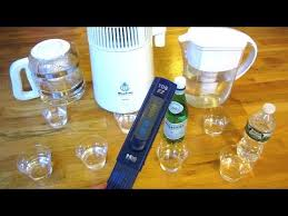 megahome water distiller water test results and quality comparison