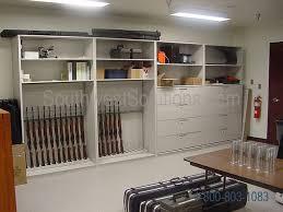evidence property shelving rack storage police sheriff