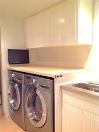 laundry room countertop ideas wonderful over washer dryer furniture counter and typical