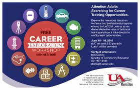 uaccm the campus link career exploration events happening career exploration events happening this summer