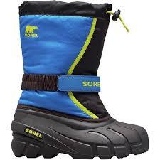 Sorel Flurry Boot Boys Boots Warm Boots Winter Boots