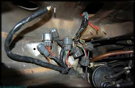 how to diy wire tucking engine bay side harnesses for rd step 13 tuck all the engine fuse box connectors inside the car s cabin