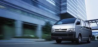 Toyota Hiace - Mandilas is an accredited dealer of Toyota (Nigeria ...