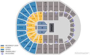 Verizon Arena Concert Seating Chart Tickets Paw Patrol Live The Great Pirate Adventure