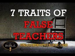 7 Traits Of False Teachers What Does The Bible Say About False