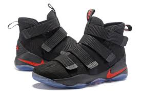 lebron 4 shoes. nike lebron soldier 11 basketball shoes (black, red) 4