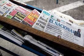 Resultado de imagen para desinformacion Venezuela