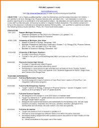 11 Biology Resume Memo Heading
