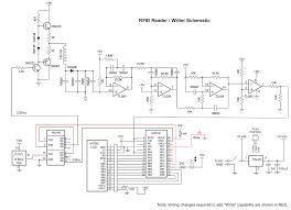 rfid è¯ å†™å™¨ reader writer cloner carprog 博客园 a schematic of my reader circuit modified to become a writer is shown below