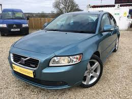 VOLVO S40 T5 R-DESIGN for sale from Pace Motor Company Oxfordshire