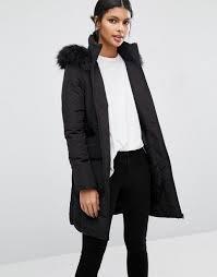 warehouse padded coat with faux fur hood black women coats warehouse dresses nz warehouse skirts utterly stylish