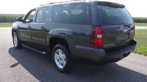 2010 Suburban Z71 For Sale~Off Road Package~Flex Fuel~Leather ...