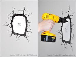 3d 3d wall art iron man night light iron man night light decal on 3d wall art nightlight with wall art ideas