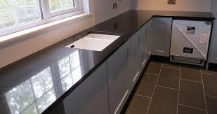 indian black granite kitchen countertop