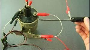 ignition coil spark details