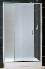 bathroom sliding glass shower doors. This Single Panel Of Sliding Glass Shower Door Bathroom Doors
