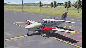 X Plane11 Vfr Skcl Skpe