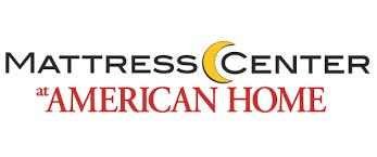 mattress king logo. American Mattress Center Mattress King Logo