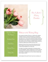 Worddraw Com Free Wedding Newsletter Template For Microsoft Word