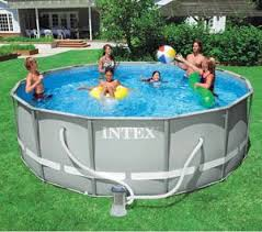 above ground pools from walmart. Perfect Walmart OR WALMART Has The Intex 14u2032 X 48u2033 Ultra Frame Above Ground Pool On Roll  Back For 22499 W Free Shipping Reg 349 And Pools From Walmart O