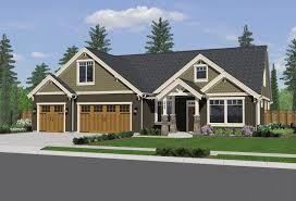 Craftsman House Plans Garage 20 145 Associated Designs 4 Car 4 Car Four Car Garage House Plans