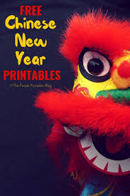 Chinese new year dragon (primary)' printable worksheet in the classroom or at home. Free Chinese New Year Printables